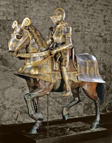 Picture Of Armour Of King Sigismund Augustus Of Poland