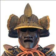 Picture Of Fukigaeshi Japanese Armor Guimet