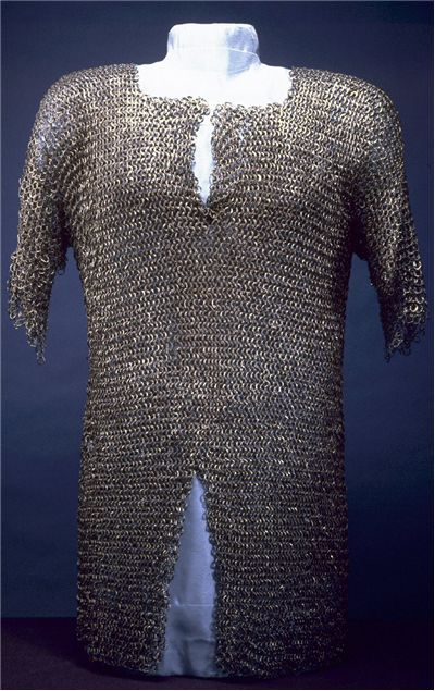 Picture Of Hauberk Shirt Of Mail