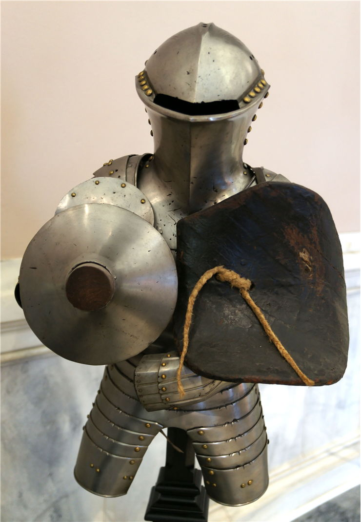 Picture Of Jousting Armour Style Of John The Constant 1497 1505