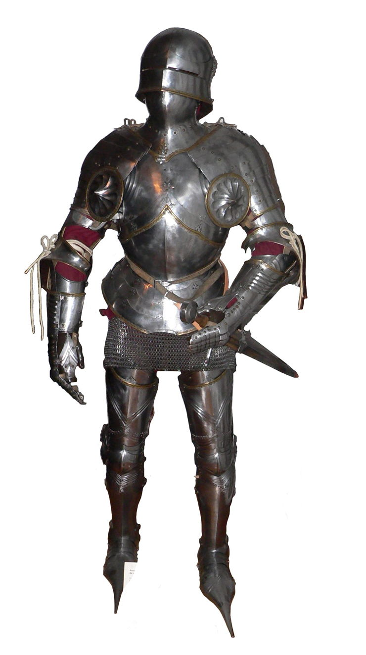 Picture Of Medieval Armor Complete