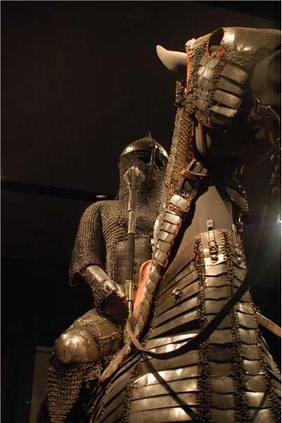 Picture Of Medieval Horse Armour