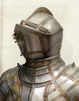 Picture Of Middle Ages Armet