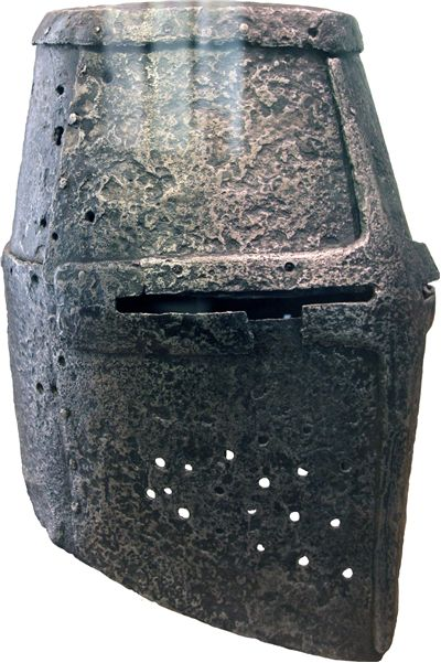 Picture Of Middle Ages Great Helm