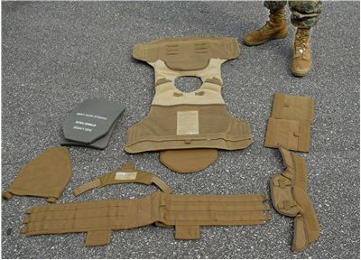 Picture Of Modular Tactical Vest