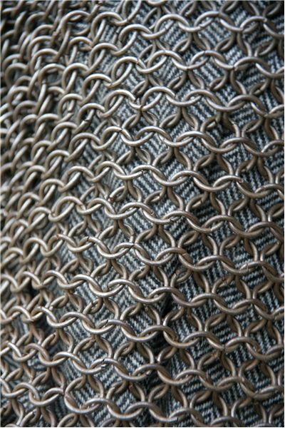 Picture Of Roman Chainmail